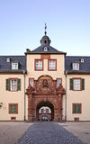 Stwarza ognisko domowe landgrafowie w Złym Homburg Niemcy Zdjęcie Stock