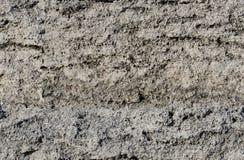 Stycke av bottensatsklippan arkivbilder