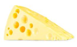 Stycke av ost Royaltyfri Fotografi