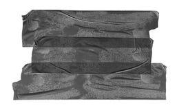 stycken av sönderriven pappers- texturbakgrund Arkivbilder