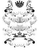 styckswirl Royaltyfria Bilder