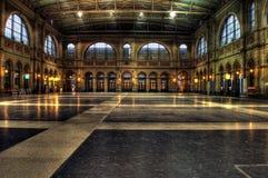 Zurich Główna stacja zdjęcie royalty free