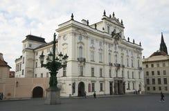 Styernberg-Palast in Prag stockfotografie