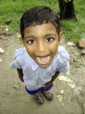 stygg skola för pojke Fotografering för Bildbyråer