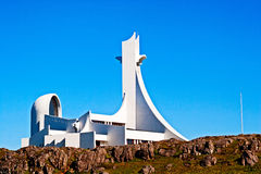 Stykkishà ³ lmur, Ισλανδία Στοκ Εικόνες