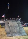 Stylów wolnych kowbojów motocross Obraz Stock