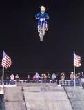 Stylów wolnych kowbojów motocross Zdjęcia Royalty Free