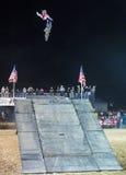 Stylów wolnych kowbojów motocross Zdjęcie Royalty Free