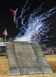 Stylów wolnych kowbojów motocross Fotografia Stock