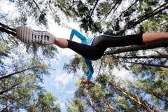 styl życia zdrowy biegacz Obrazy Stock