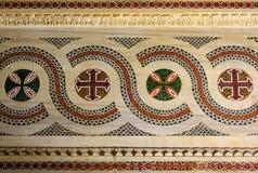 Styl marmurowe mozaiki - Palermo zdjęcia royalty free