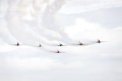 styl samolotów grupy stary sporta styl Fotografia Stock