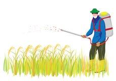 Styl życia rolnik Zdjęcie Royalty Free
