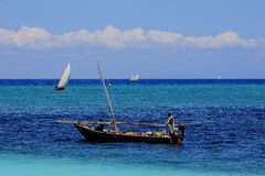 Styl życia Zanzibar Fotografia Stock