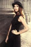 Style élégant photo stock