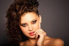 Style and Beauty. Fashion art photo stock photography