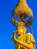 A style of Buddha Image Stock Photography