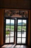 Style classique intérieur d'Italien de bâtiment Images stock