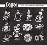 Style coffee decoration . Stock Photos