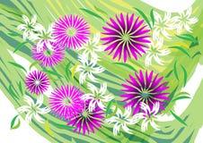 style d'à¸'batik Photographie stock libre de droits