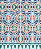 Style d'architecture du Maroc Images libres de droits