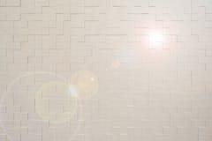 Style de bloc de l'effet 3d de papier peint Photographie stock