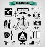 Style de hippie Image stock