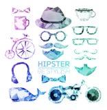 Style de hippie polygonal Photographie stock libre de droits