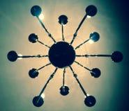 Style de lampe Images stock