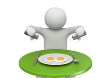 Style de vie - déjeuner Photo stock