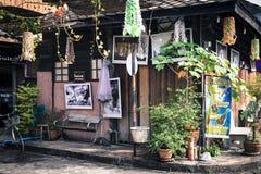 Style de vie de Photharam Image libre de droits