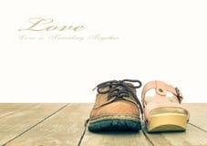 Style de vintage de fond de concept d'histoires d'amour Photo libre de droits