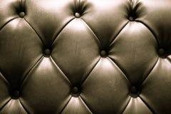 Style de vintage de fond de sofa de texture Image libre de droits