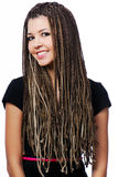 Style dreadlocks Stock Photography