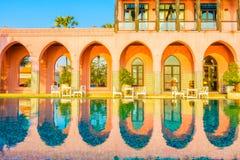 Style du Maroc d'architecture photo libre de droits