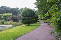 The style of the English garden Royalty Free Stock Image