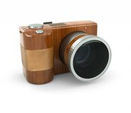 Style, fashion and photography Stock Images