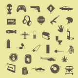 Style file 2. Vector illustration, you can download addition eps format Stock Photography