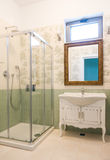 Style hotel bathroom Stock Images