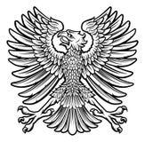Style impérial Eagle illustration de vecteur