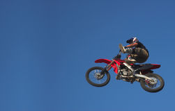 Style libre 2 de Moto X Images libres de droits