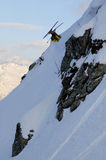 Style libre de Backcountry dans Krasn Images libres de droits