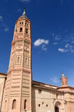 Style mauresque d'église de San Andres photographie stock