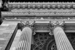 Style néoclassique de Vittoriano à Rome photos stock