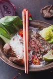 Style oriental Pho BO Photo stock