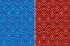 Style Pattern Background Stock Images