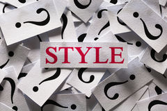 Style Stock Photography