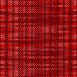 Style Seamless Knitted Melange Pattern Stock Photos