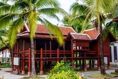 Style thaïlandais de Chambre Images stock