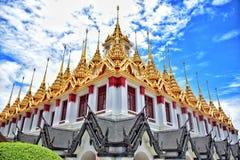 Style thaïlandais tempe photo libre de droits